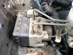 Блок abs. Mitsubishi Pajero Mitsubishi Pajero Mini, H58A Двигатель 4A30T