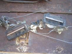Ручка двери внутренняя. Toyota Sprinter, AE91
