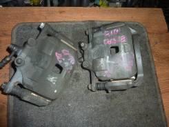 Суппорт тормозной. Nissan Bluebird Sylphy, QG10 Двигатель QG18DE