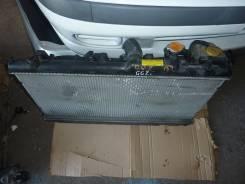 Радиатор охлаждения двигателя. Subaru Impreza, GC2, GG2 Двигатель EJ15