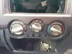 Блок управления климат-контролем. Mitsubishi Pajero Mitsubishi Pajero Mini, H58A Двигатель 4A30T