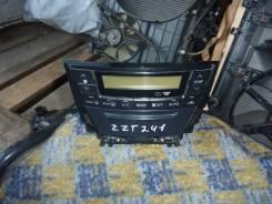 Блок управления климат-контролем. Toyota Caldina, ZZT241 Двигатель 1ZZFE