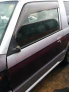 Стекло боковое. Mitsubishi Pajero Mitsubishi Pajero Mini, H58A Двигатель 4A30T
