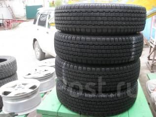 Bridgestone Blizzak W969. Зимние, 2011 год, износ: 5%, 4 шт