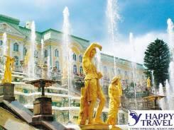 Санкт-Петербург. Экскурсионный тур. Белые ночи в Северной Столице