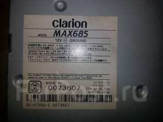 Clarion MAX685BT