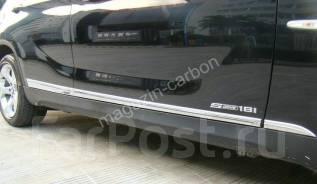 Накладка на дверь. BMW X1, E84. Под заказ
