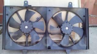 Диффузор. Nissan Teana, TNJ31 Двигатель QR25DE