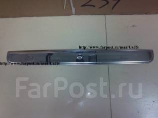 Накладка на ручки дверей. Nissan Dualis Nissan Qashqai, J10 Двигатели: HR16DE, MR20DE