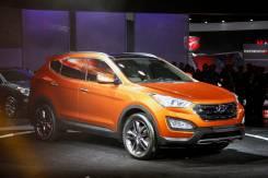 Стекло лобовое. Hyundai Santa Fe, SANTA, FE, 12, 2012, KEURPDM12