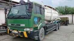 Nissan Diesel UD. Цементовоз Nissan, 18 000 куб. см., 14 000,00куб. м.