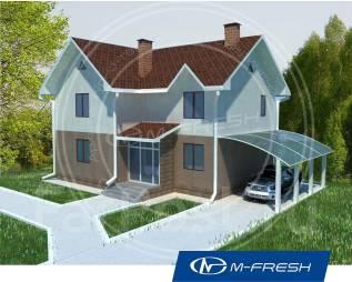 M-fresh New Jersey-зеркальный. 200-300 кв. м., 2 этажа, 4 комнаты, кирпич