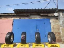 Bridgestone Dueler H/L. Летние, 2011 год, износ: 20%, 4 шт
