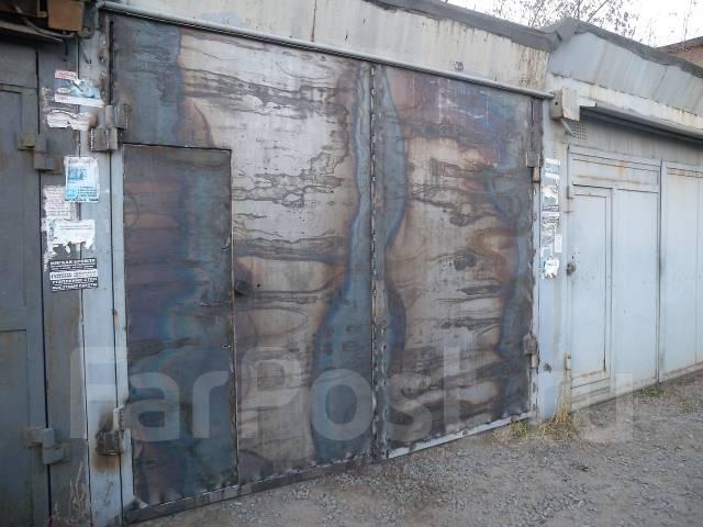 фото ворот гаражных