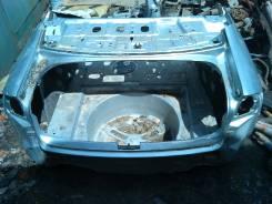 Задняя часть автомобиля. Audi A6, C5