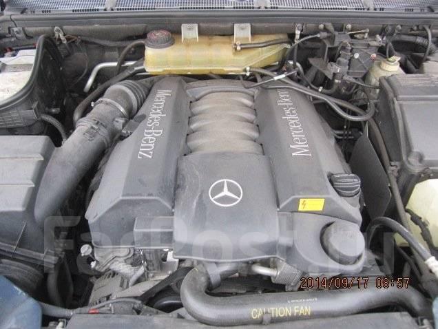 Mercedes-Benz. W163, 113 965 M E50