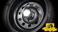 RS Wheels. 10.0x16, 6x139.70, ET-40, ЦО 110,0мм.