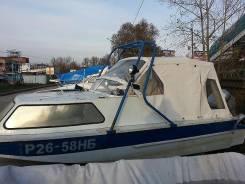 Аренда катера АМУР-2. 5 человек, 65км/ч