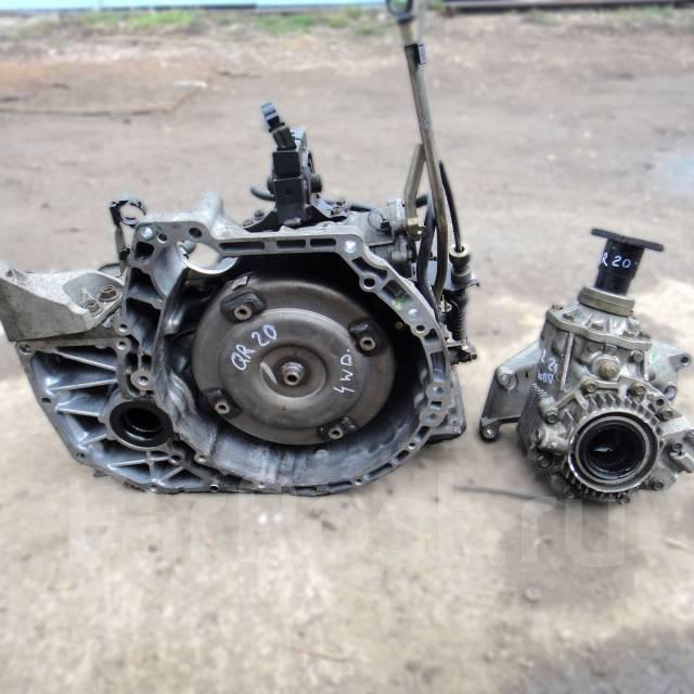 Контрактная б/у АКПП на Nissan с ДВС QR20-DE