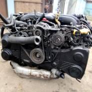 Контрактный б/у двигатель EJ20X Turbo на Subaru