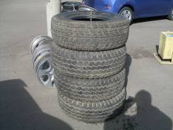 Bridgestone Winter Dueler DM-Z2. Летние, 2012 год, износ: 50%, 4 шт