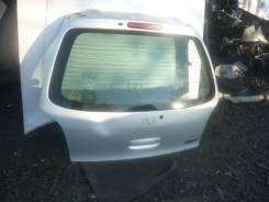 Дверь багажника. Toyota Corolla Spacio, AE115 Двигатель 7AFE