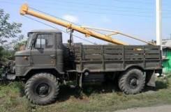 ГАЗ 66. , 4 500 куб. см., 1 000 кг.