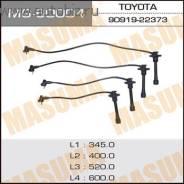 Высоковольтные провода. Toyota: Corolla, Tercel, Corsa, Cynos, Corolla II, Caldina, Paseo, Sprinter, Starlet Двигатели: 4EFE, 5EFE, 5EFHE
