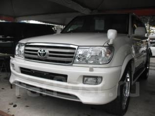 Накладка декоративная. Toyota Land Cruiser, FZJ100, HDJ100, HDJ100L, J100, UZJ100, UZJ100L, UZJ100W Двигатели: 1FZFE, 1HDFTE, 1HDT, 2UZFE. Под заказ