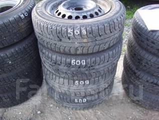 Michelin. Зимние, 2010 год, износ: 20%, 4 шт