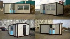 Модульные здания, блок-контейнеры. Под заказ