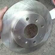 Диск тормозной. Nissan Sunny, FB15 Двигатели: QG15DE, QG15