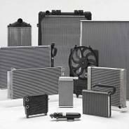 Радиатор охлаждения двигателя. Toyota Camry, SV30, SV40 Двигатели: 3SGE, 3SFE, 2AZFE, 4SFI, 3SGELU, 5SFNE, 4SFE, 5SFE, 2AZFXE, 1AZFE, 3S 4S 5S
