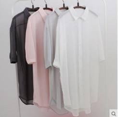 Платья-рубашки. 44