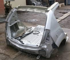 Задняя часть автомобиля. Renault Sandero