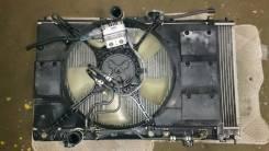 Радиатор охлаждения двигателя. Mitsubishi Galant, EA7A Двигатель 4G94
