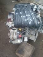 Двигатель в сборе. Nissan Wingroad, Y12 Двигатель HR15DE