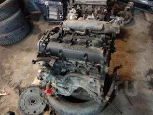 Двигатель в сборе. Nissan: Wingroad, Teana, Liberty, X-Trail, Caravan, NV350 Caravan, Atlas, Serena, Avenir, Primera, AD, Prairie Двигатель QR20DE