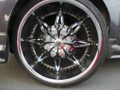 Hipnotic Wheels. 9.5/9.5x22, 5x114.30, 5x120.00, ET20/35