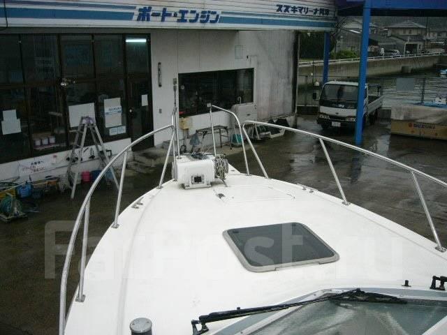 Yamaha FC-24. Год: 1997 год, длина 7,00м., двигатель подвесной, 140,00л.с., бензин. Под заказ