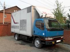 Mitsubishi Canter. MMC Canter, 1997 г., фургон, 3000 кг., 4 600 куб. см., 3 000 кг.
