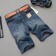 Шорты джинсовые. 40, 44