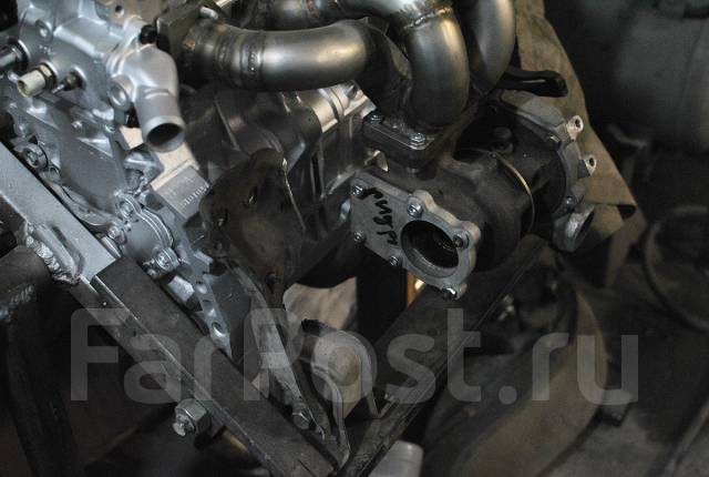 Turbo фланец Nissan RB25det аутлет. Nissan: Cedric, Laurel, Figaro, Leopard, Stagea, Gloria, Rasheen, Skyline Двигатель RB25DET