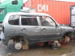 Электрооборудование. Chevrolet Niva Двигатель 2123