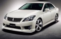 Губа modellista на Toyota Crown 200 кузов, Athlete Рестайл. Toyota Crown, GRS204, GRS201, GRS200