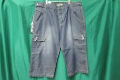 Шорты джинсовые. 58