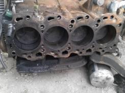 Блок цилиндров. Toyota Estima Lucida, CXR20G Двигатель 3CTE
