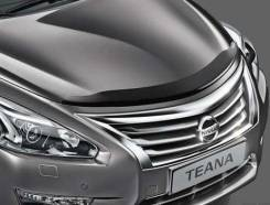 Дефлектор капота. Nissan Teana