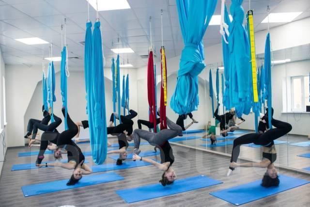 Йога в гамаках, Растяжка, Групповые и персональные тренировки!