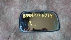 Стекло зеркала. Nissan Bluebird, EU14 Двигатель SR18DE